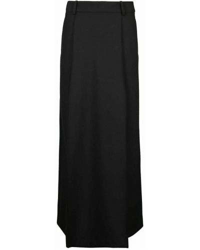 Spódnica - czarna Victoria Beckham