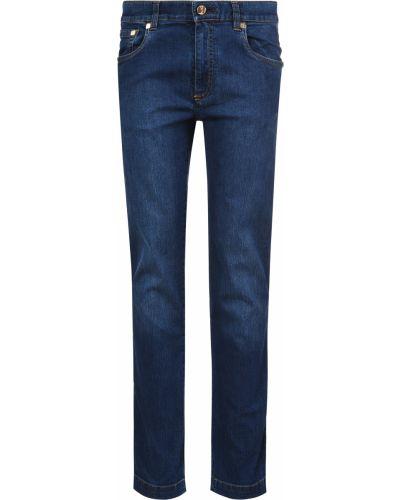 Хлопковые джинсы - синие Billionaire