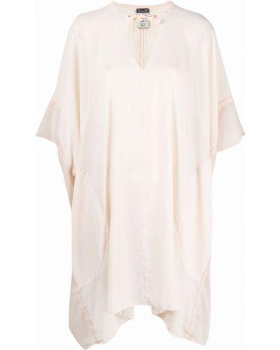 Хлопковое розовое платье Kristensen Du Nord