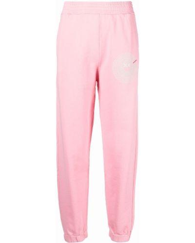 Joggery - różowe Pinko