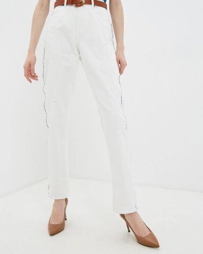 Прямые белые джинсы Jacob Cohen