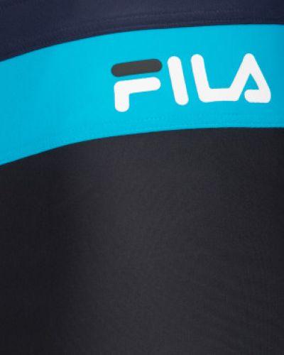 Черные плавки Fila