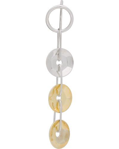 Złote kolczyki Avgvst Jewelry