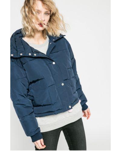 Утепленная куртка из полиэстера с карманами Noisy May