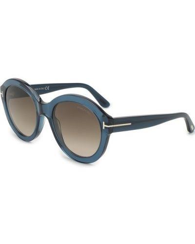 Солнцезащитные очки стеклянные Tom Ford