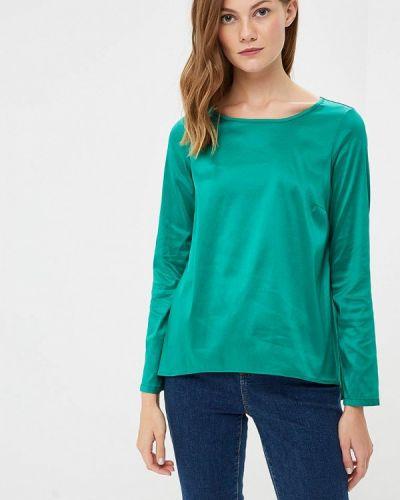 Блузка с длинным рукавом зеленый весенний Sahera Rahmani