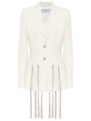 Костюмный классический пиджак с подстежкой Gabriela Hearst
