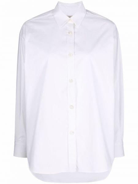 Рубашка с длинным рукавом - белая Odeeh