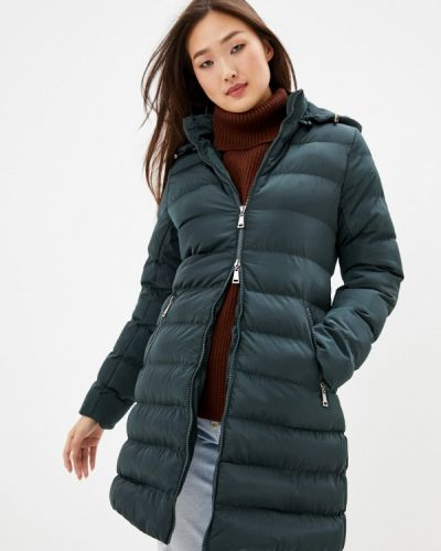 Зеленая теплая куртка Adrixx