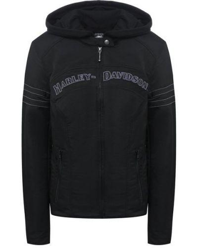 Хлопковая куртка с подкладкой Harley Davidson