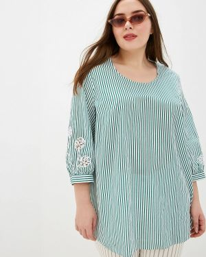 Блузка - зеленая Samoon By Gerry Weber
