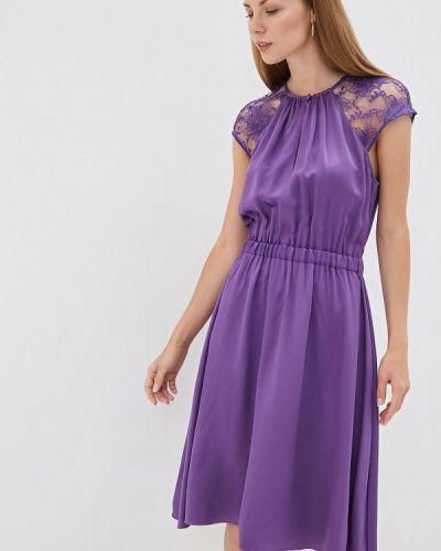 Платье прямое осеннее Maria Rybalchenko