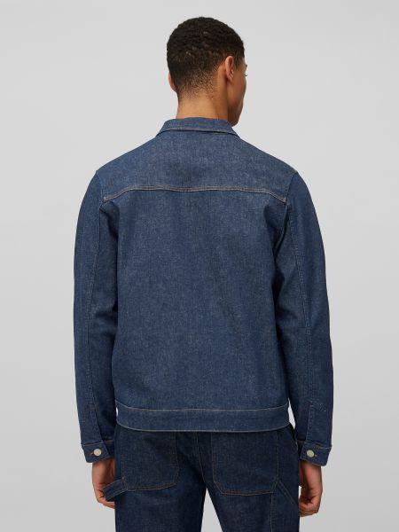 Хлопковая джинсовая куртка - синяя Marc O'polo Denim
