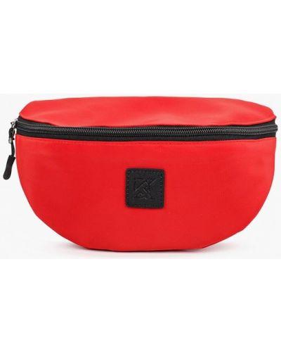 Поясная сумка - красная Keddo
