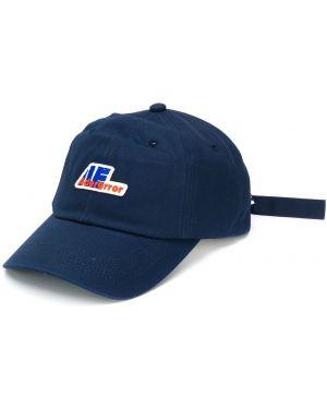 Czapka z logo ciemnoniebieski Ader Error