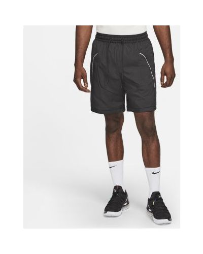 Баскетбольные шорты утягивающие на шнурках Nike