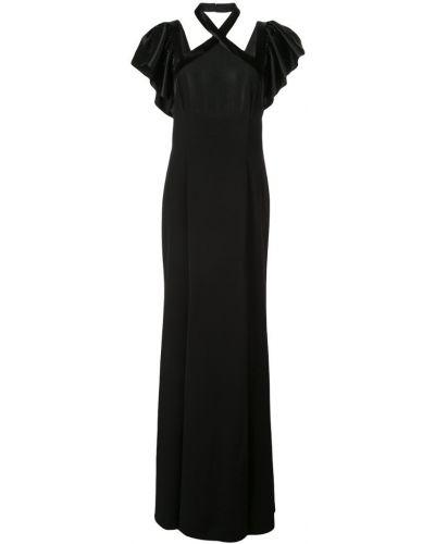 Вечернее платье с открытой спиной с вырезом Jill Jill Stuart