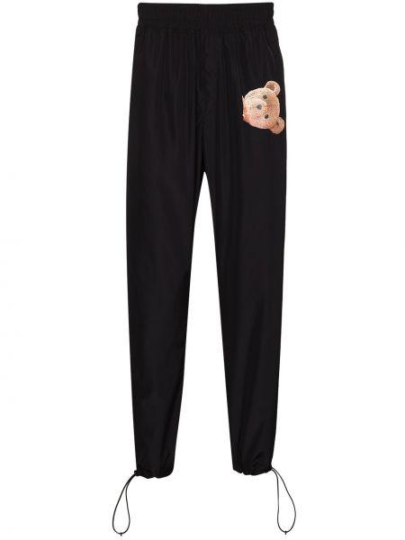 Czarny spodnie Palm Angels