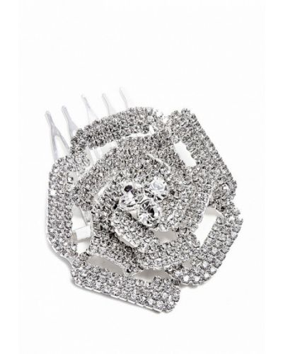 Заколка из серебра серебряного цвета Kameo Bis