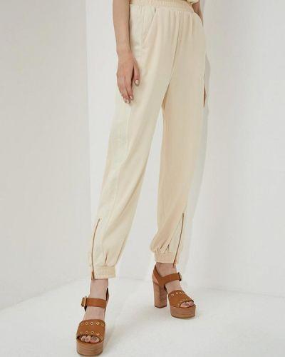 Бежевые брюки See By Chloe
