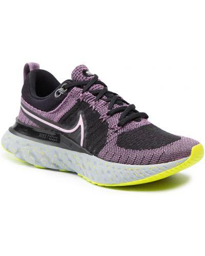Sneakersy - fioletowe Nike