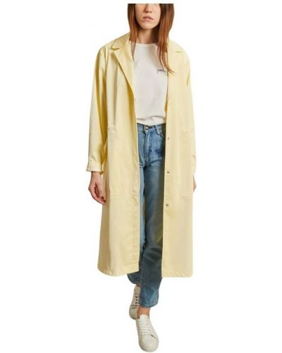 Żółty płaszcz Rains