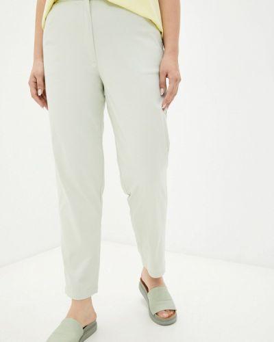 Прямые брюки - зеленые Averi