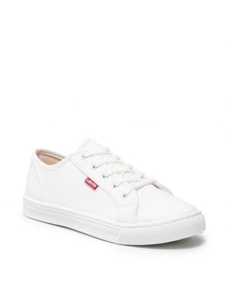 Tenisówki - białe Levi's