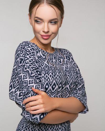 С рукавами платье на резинке Петербургский Швейный Дом