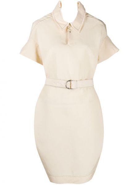Платье мини миди с поясом Marni