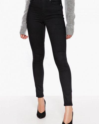 Черные джинсы-скинни Ivyrevel
