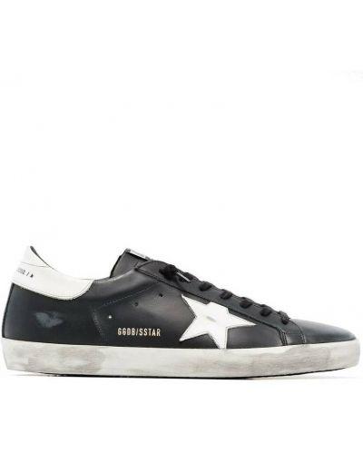 Czarne sneakersy Golden Goose