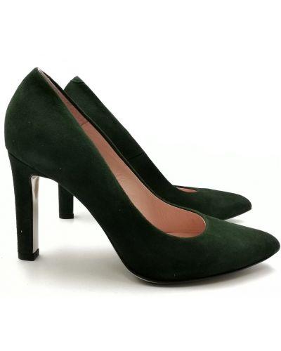 Туфли классические - зеленые Bravo Moda