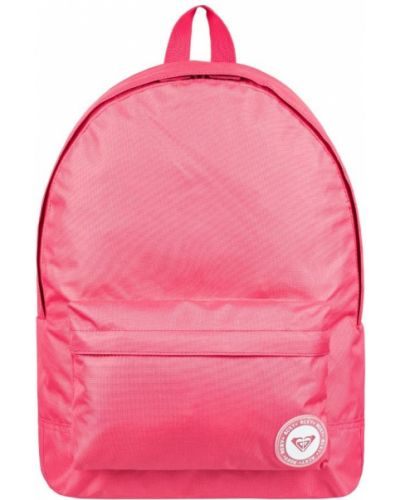 Розовый рюкзак Roxy