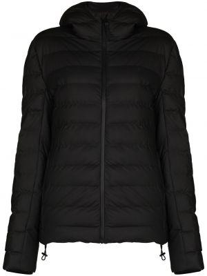 Стеганая куртка - черная Rains