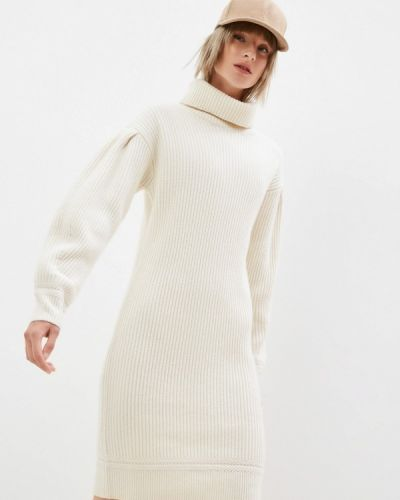 Вязаное платье - белое Armani Exchange