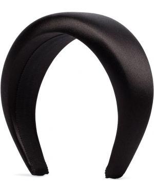 Ободок черный на голову Prada