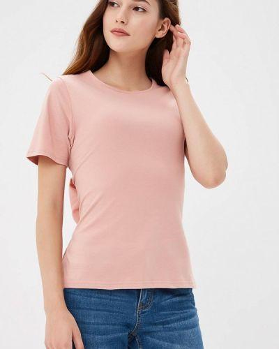 Розовая футболка Lost Ink.