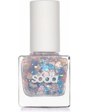 Лак для ногтей детский прозрачный Soda