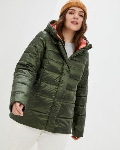 Утепленная куртка хаки Lanicka