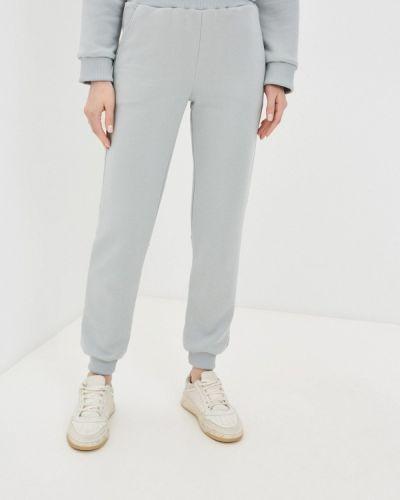 Бирюзовые спортивные брюки синар