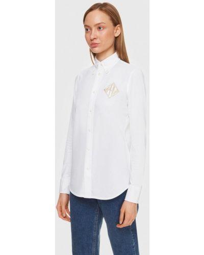 Рубашка - белая Polo Ralph Lauren