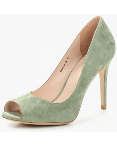 Зеленые туфли Ekonika