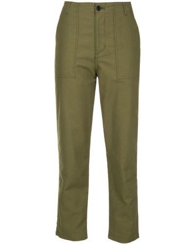 Укороченные брюки с поясом с воротником Guild Prime