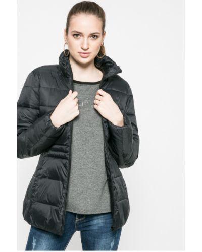Утепленная куртка с карманами черная Wrangler