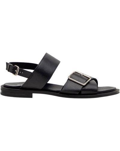 Sandały - czarne Bianco