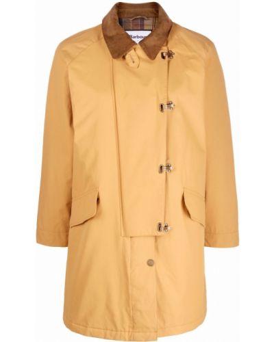 Длинное пальто Barbour