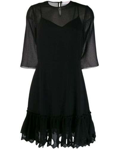 Платье на пуговицах с вырезом See By Chloé