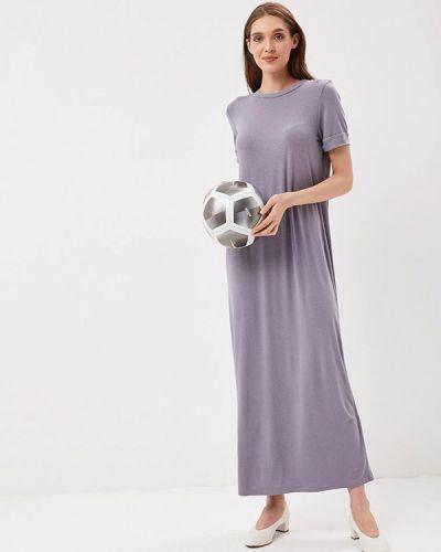 Серое платье Sartori Dodici