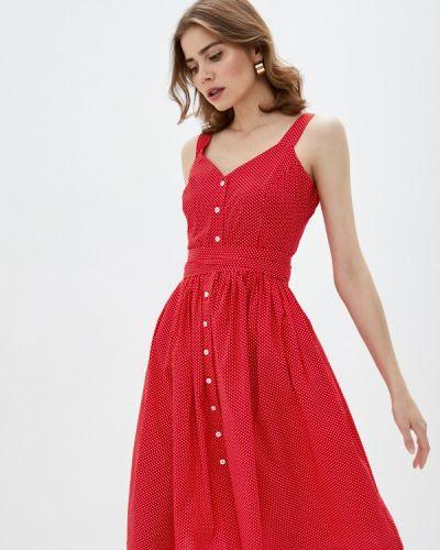 Красный сарафан Trendyangel